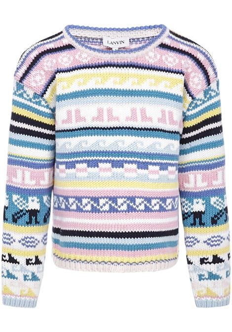 Lanvin Kids sweater Lanvin Kids | 7 | N15007Z40