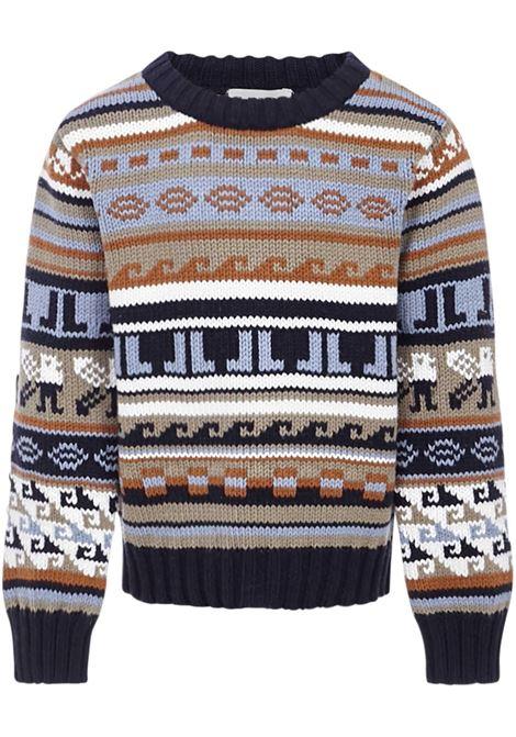 Lanvin Kids sweater Lanvin Kids | 7 | N25015Z40