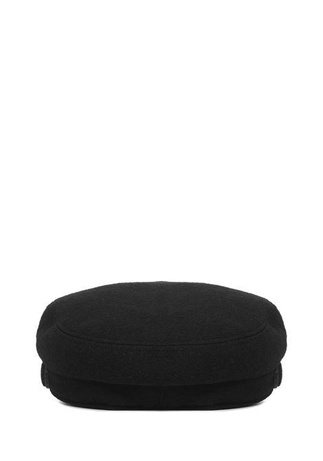 Maison Michel New Abby Hat  Maison Michel | 26 | 2213033001BLACK