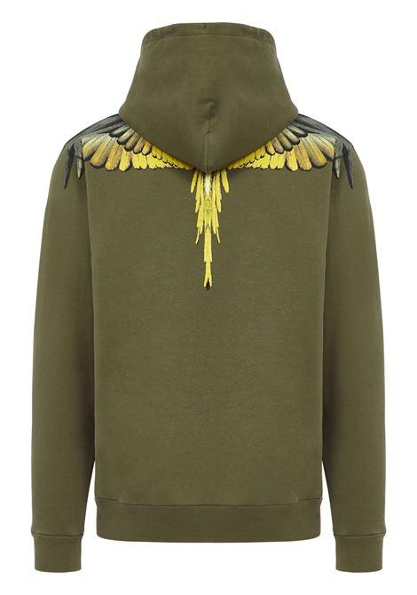 Marcelo Burlon Yellow Wings sweatshirt Marcelo Burlon | -108764232 | CMBB007F20FLE0015616