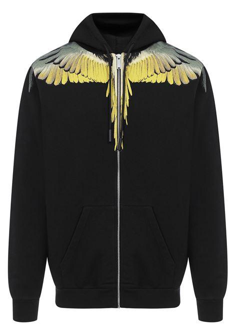 Marcelo Burlon Yellow Wings sweatshirt Marcelo Burlon | -108764232 | CMBE001F20FLE0011016