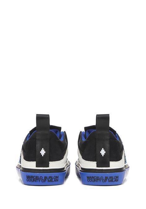 Marcelo Burlon Wings Sneakers  Marcelo Burlon | 1718629338 | CMIA086E20FAB0011043