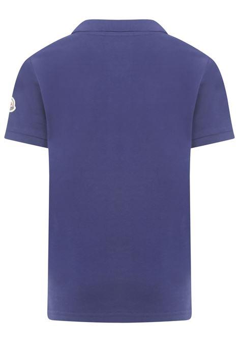 Polo Shirt Moncler Enfant  Moncler Enfant | 2 | 8A703208496W749