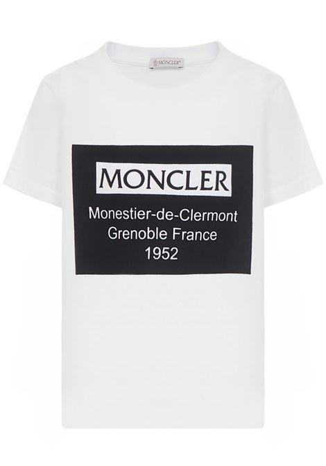 Moncler Enfant T-shirt  Moncler Enfant | 8 | 9548C7312083092001