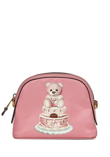 Borsa A Spalla Cake Teddy Bear Moschino Moschino   77132929   A756582131207