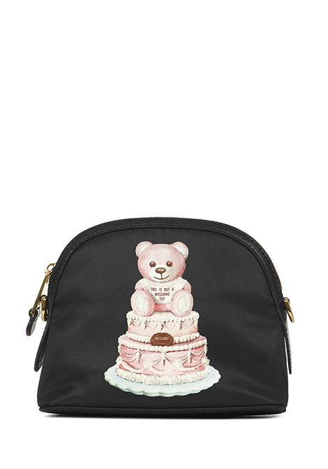 Borsa A Spalla Cake Teddy Bear Moschino Moschino   77132929   A756582131555