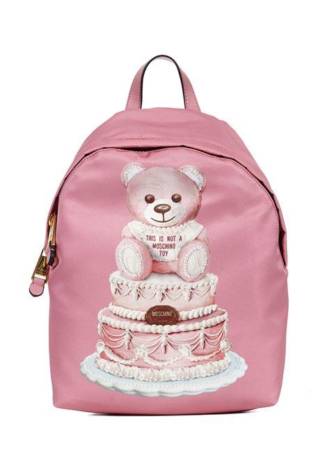 Moschino Cake Teddy Bear Backpack Moschino | 1786786253 | A763382131207