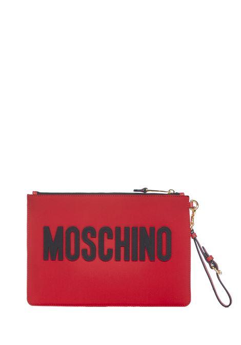 Moschino Teddy clutch Moschino | 77132891 | A842982122115
