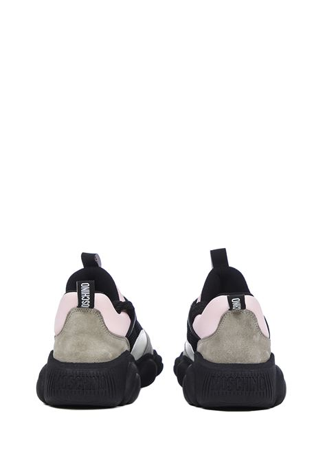 Moschino Teddy Sneakers  Moschino | 1718629338 | MA15103G1BMR400A