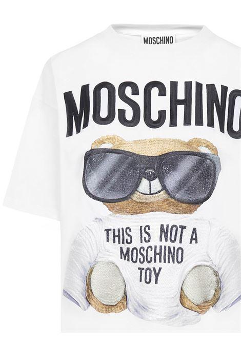 Moschino Teddy Bear T-shirt  Moschino | 8 | V070655401001