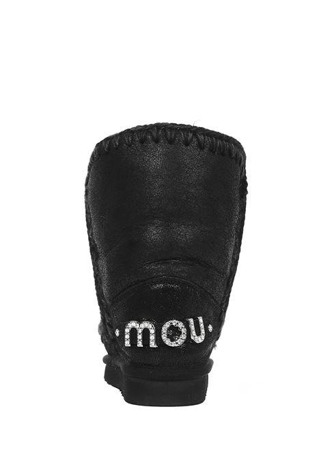 Stivali Mou Eskimo 24 Rhinestones Logo Mou | -679272302 | MUFW101037BCBKG