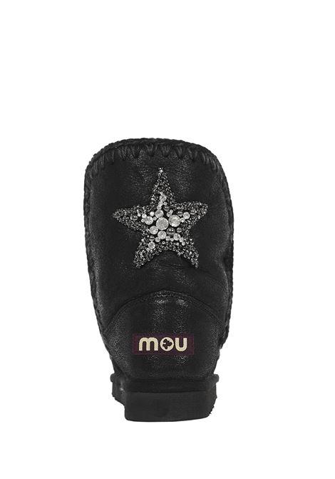 Stivali Mou Eskimo 24 Back Star Patch Mou | -679272302 | MUFW101046BCBKG