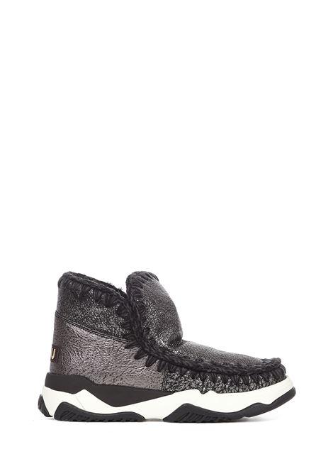 Sneakers Mou Eskimo Trainer Mou | 1718629338 | MUFW201000BSPBK