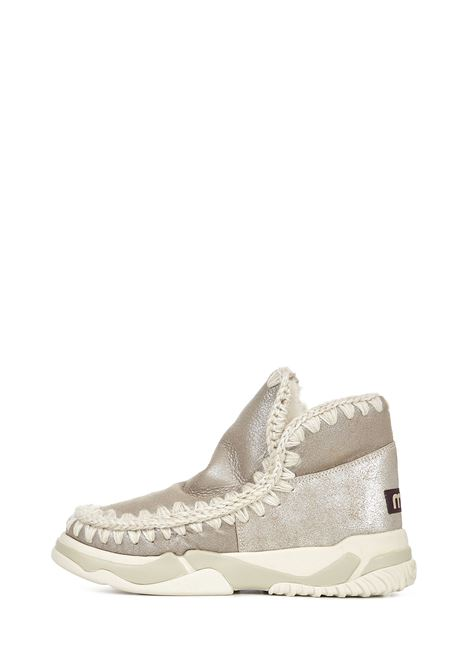 Sneakers Mou Eskimo Trainer Mou | 1718629338 | MUFW201000BSTME
