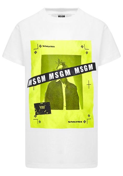 MSGM Kids T-Shirt Msgm Kids | 8 | 025283001