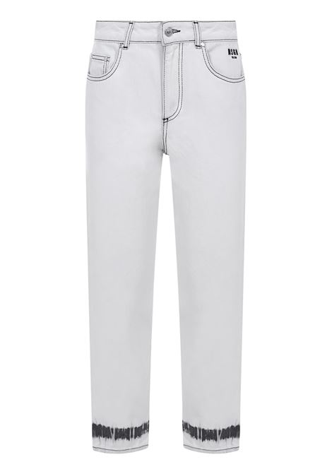MSGM Jeans Msgm | 24 | 2941MDP49L20761202