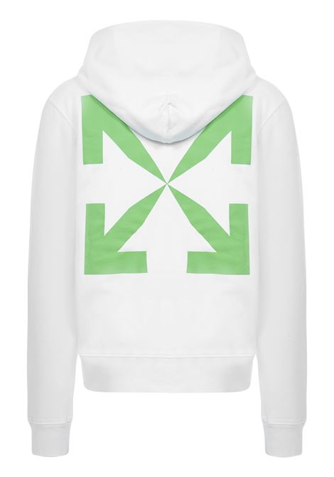 Off-White Pascal s/s Sweatershirt Off-White | -108764232 | OMBB034F20FLE0110155