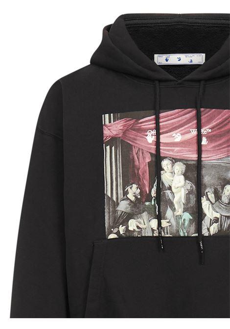 Off-White Caravaggio sweatshirt  Off-White | -108764232 | OMBB037E20FLE0031010