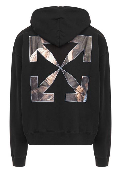 Off-White Caravaggio Angel Sweatshirt  Off-White | -108764232 | OMBB037E20FLE0041010