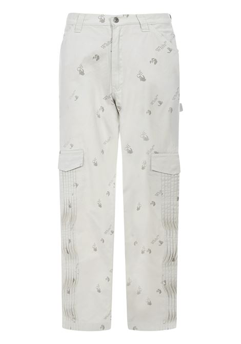Off-White Trouser Off-White | 1672492985 | OMCA156F20FAB0010310
