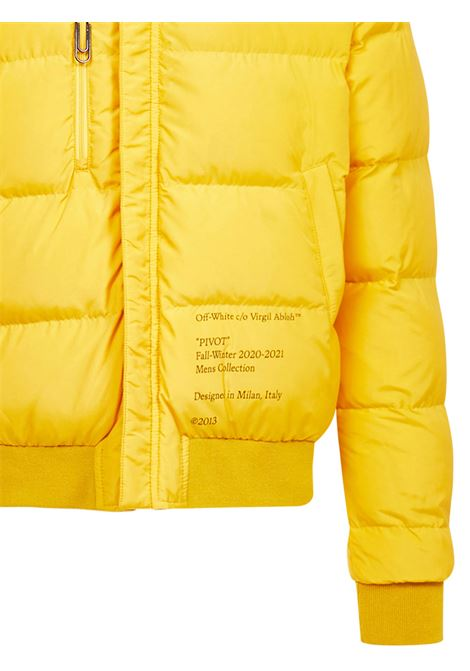 Off-White Down Jacket  Off-White | 335 | OMED024E20FAB0011001