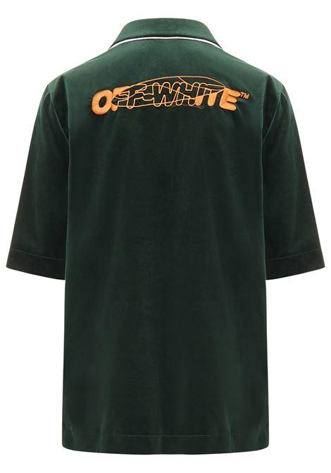 Off-White Shirt  Off-White | -1043906350 | OMGA124E20FAB0015720