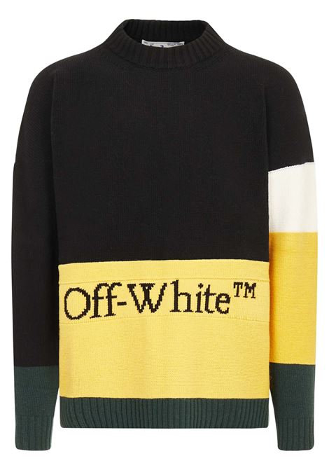 Off-White Sweater  Off-White | 7 | OMHE048E20KNI0011018