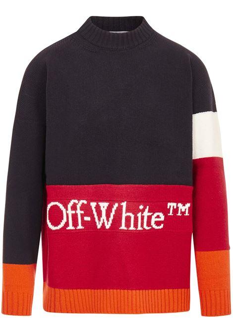 Off-White Sweater  Off-White | 7 | OMHE048E20KNI0014525