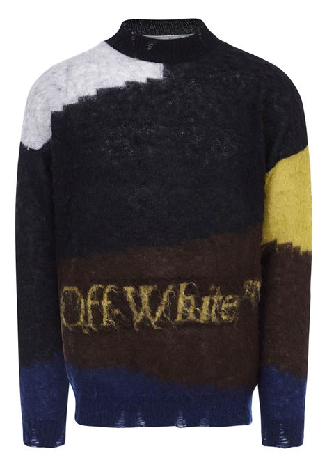 Off-White Sweater Off-White | 7 | OMHE062F20KNI0010825