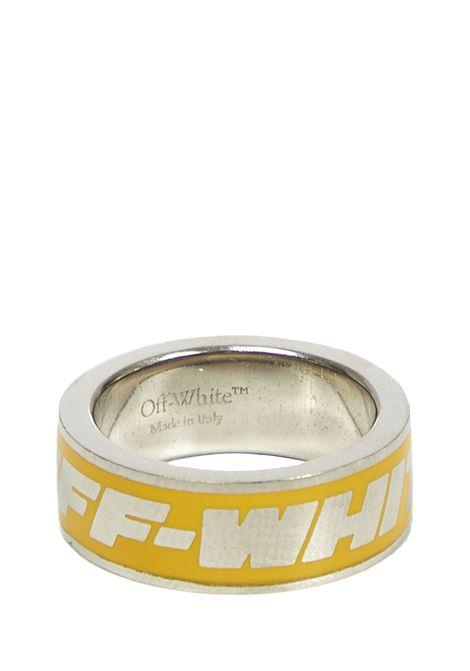 Off-White 2.0 Industrial ring  Off-White   201   OMOC021E20MET0011800