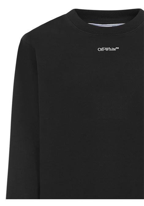 Off-White graffiti sweatshirt Off-White   -108764232   OWBA046F20JER0021001