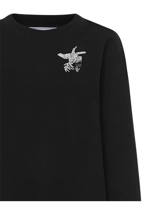 Off-white Birds sweatshirt Off-White   -108764232   OWBA055F20JER0061009