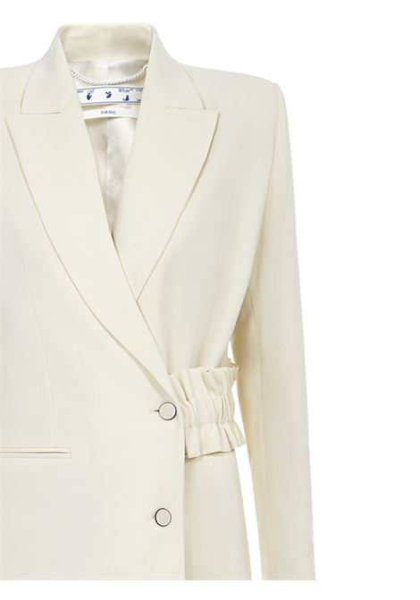 Off-White Coat Off-White | 17 | OWEF057F20FAB0036110