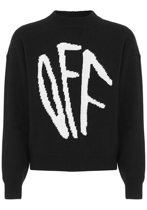 Off-White Sweater Off-White   7   OWHE017F20KNI0011001