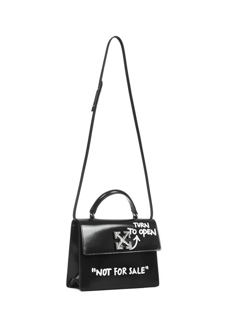 Off-White Jitney 2.8 Hand bag  Off-White | 77132927 | OWNA090E20LEA0011001