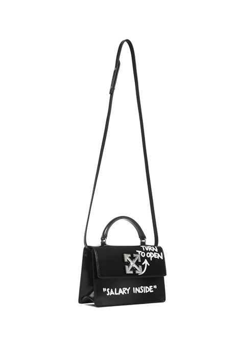 Off-White Jitney 1.4 Tote bag  Off-White | 77132927 | OWNA092E20LEA0011001