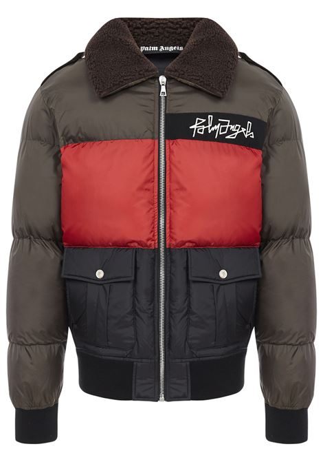 Palm Angels Desert Logo Down Jacket Palm Angels | 13 | PMEH007F20FAB0015701