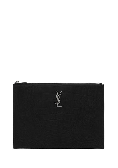 Porta tablet Monogram Saint Laurent Saint Laurent | 77132862 | 453249DM60E1000