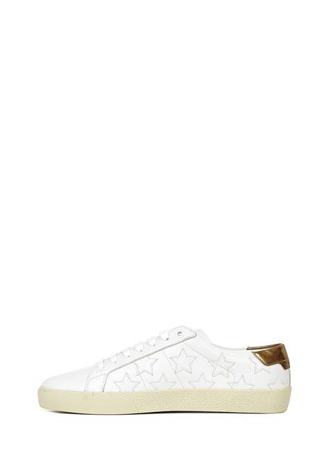 Saint Laurent Court Classic SL/06 Metallic California Sneakers  Saint Laurent | 1718629338 | 59254100N909088