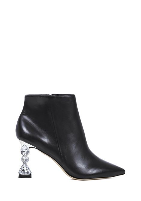 Sophia Webster Bijou Boots Sophia Webster | -679272302 | FAW20148BLACKSILVER