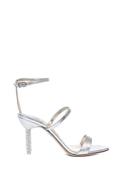 Sophia Webster Rosalind Crystal sandals  Sophia Webster | 813329827 | FAW20245SILVER