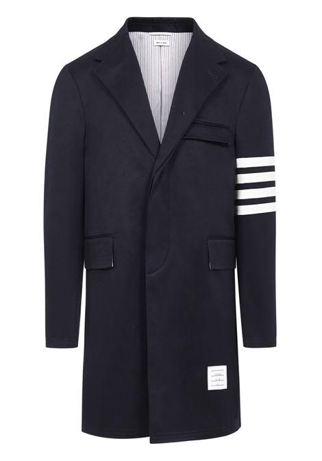 Thom Browne Trench Coat Thom Browne | -1181181492 | MOU543A03788415