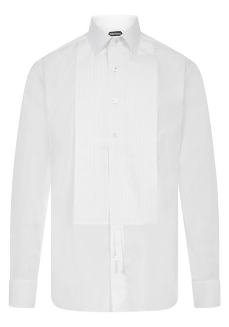 Tom Ford Shirt  Tom Ford | -1043906350 | 7FT00094SIEGG
