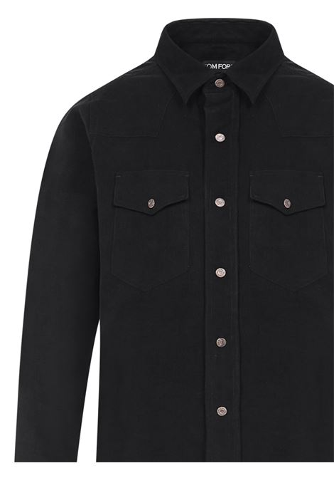 Tom Ford shirt Tom Ford | -1043906350 | 8FT87794UAHEG