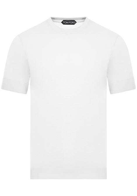 T-shirt Tom Ford Tom Ford   8   BV268TFJ991N01