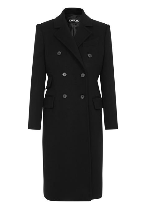 Tom Ford Coat Tom Ford | 17 | CP1510FAX616LB999