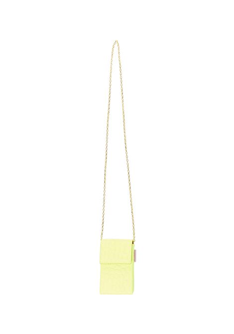 Tubici Parigi XL Neck bag  Tubici | 357 | PARIGIXL011YELLOWFLUO