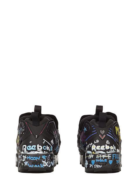 Sneakers Instapump Fury Graffiti Vetements Vetements | 1718629338 | UAH21SN244BLACK