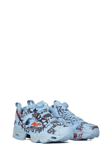 Sneakers Instapump Fury Graffiti 2.0 Vetements Vetements | 1718629338 | UAH21SN244BLUE