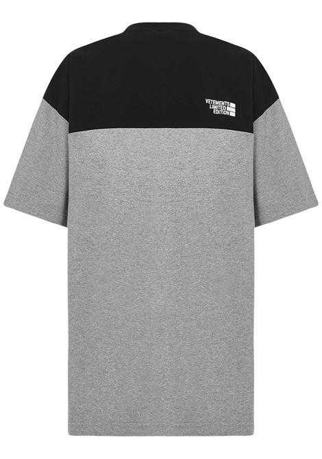 Vetements t-shirt Vetements | 8 | UAH21TR5071611GREYBLACK